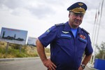 Tư lệnh Không quân Nga sẽ dẫn đầu phi đội Tupolev-160 bay qua Hồng Trường