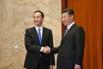 AP: Chủ tịch Quốc dân đảng muốn Đài Loan thống nhất với Trung Quốc