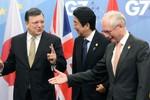 Nhật Bản, EU cảnh báo chống tham vọng bành trướng trên biển của Trung Quốc