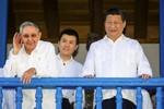 Báo Nhật: Cuba bất ngờ rút hiệp định cho tàu chiến Trung Quốc thường trú