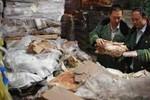Thịt đông lạnh 40 năm bán cho dân Trung Quốc xuất xứ từ Hoa Kỳ