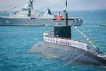 """""""Đàm phán Nga-Việt mua bán tàu chiến bị chậm vì Trung Quốc cản trở"""""""