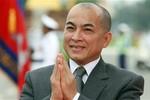 Nhà vua Campuchia không họp các đảng về biên giới với Việt Nam