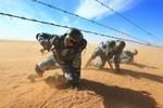 Trung Quốc tập trận 100 cuộc trong lúc tranh chấp lãnh thổ với láng giềng