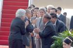 Vua Campuchia bay qua Bắc Kinh kiểm tra sức khỏe
