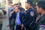 Chưa kịp đầu thú, Thượng nghị sĩ phá biên giới Việt Nam-Campuchia bị bắt