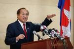 """""""Biên giới Việt Nam-Campuchia không phải chuyện nhạy cảm"""""""