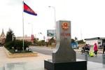 Hoạt động giao thương qua biên giới Việt Nam-Campuchia sẽ phát triển mạnh