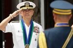 Lãnh đạo quân sự Mỹ kêu gọi ngăn Trung Quốc kéo vũ khí ra Trường Sa