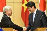 Những bình luận lạ lùng của truyền thông Trung - Nga về quan hệ Việt - Nhật