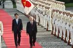 Hợp tác an ninh hàng hải Việt - Nhật trên Biển Đông