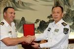 Biển Đông căng thẳng, Trung Quốc vội vã đổi Tham mưu trưởng Hạm đội Nam Hải