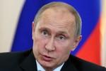 """Putin: Không kích ở Syria nhằm """"ổn định"""" chính quyền Bashar al-Assad"""