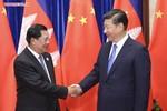 Hun Sen gặp Tập Cận Bình mang về 150 triệu USD viện trợ