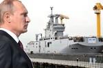 Hải quân Nga đang dàn sức kéo Mỹ khỏi Biển Đông?