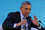 """Tổng thống Obama và """"những bước đi táo bạo"""" trên Biển Đông"""