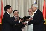 Philippines gặt nhiều thành công về quốc phòng an ninh bên lề APEC