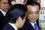 3 nước im lặng về Biển Đông, ông Lý Khắc Cường nhanh tay ấn nút trước ông Abe