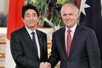 Nhật - Úc bắt tay chống quân sự hóa Biển Đông