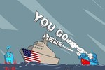 Lấy cớ B-52 áp sát Châu Viên, Trung Quốc sẽ kéo máy bay, tên lửa ra Trường Sa?