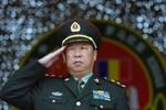 3 viên Tư lệnh mới của ông Tập Cận Bình