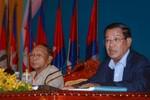 Đảng cầm quyền Campuchia lại bênh Trung Quốc về Biển Đông