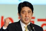 Thủ tướng Nhật: Không thể tha việc thay đổi hiện trạng Biển Đông
