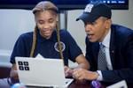 Obama: Mọi trẻ em Mỹ đều phải học tin học