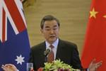 Ông Vương Nghị nói gì về việc Trung Quốc kéo tên lửa ra Hoàng Sa?