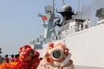 """Trung Quốc""""đổi"""" 2 chiến hạm lấy sự ủng hộ của Campuchia ở Biển Đông"""