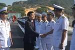 """Báo Trung Quốc nói gì về việc Việt Nam """"mở cửa cảng Cam Ranh""""?"""
