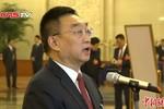 Quan chức, truyền thông Trung Quốc nói gì về việc xả nước sông Mê Kông?