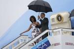 Ông Obama đã đặt chân đến đất Cuba