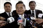 Chính trường Thái Lan: Nguyên tắc không được phép lãng quên