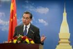 Vương Nghị: Đã vận động Bruinei, Campuchia, Lào 4 điểm về Biển Đông