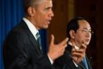 Obama: Không hy vọng Trung Quốc thay đổi trong một sớm một chiều về Biển Đông