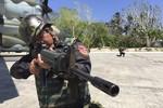 Đài Loan sắp chuyển 40 ngàn viên đạn ra Biển Đông?