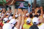 CNRP muốn quay lại Quốc hội, Sam Rainsy chỉ đạo tiếp tục tẩy chay