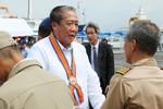 Philippines bất ngờ triển khai 2 tàu tuần tra đến Scarborough
