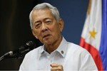 Ngoại trưởng Philippines: ông Tập Cận Bình đã hứa không xây dựng ở Scarborough