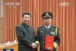 Trung Quốc bổ nhiệm tân Tham mưu trưởng Bộ Tham mưu liên hợp quân ủy