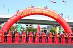 Thủ tướng cắt băng khánh thành hai dự án đầu tư lớn tại Hải Phòng
