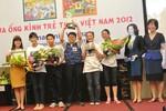 """Học sinh trường Amsterdam đoạt giải nhất """"Qua ống kính trẻ thơ"""""""