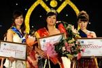 Chùm ảnh: Đêm đăng quang Miss Đại học Mỏ