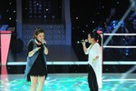 Thảo Nhi-My Hoàn khiến khán giả The Voice 'điên theo' với Chạy mưa