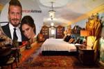 Beckham bỏ 40 triệu bảng mua biệt thự của 'vua thời trang' bị ám sát