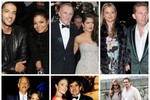 Khi siêu sao Hollywood kết đôi với tỷ phú thế giới
