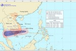 Các tỉnh từ Khánh Hòa đến Bình Thuận đề phòng nước dâng cao