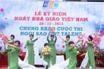 Trường tiểu học Ngôi Sao Hà Nội kỉ niệm ngày Nhà Giáo Việt Nam 20/11