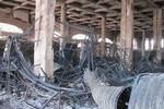 Hình ảnh về những vụ cháy để lại nhiều bi thảm